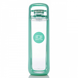 KOR One 750 water bottle turquoise