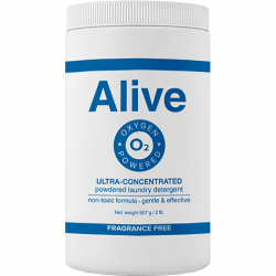 Alive Ultra-concentrated powdered laundry detergent